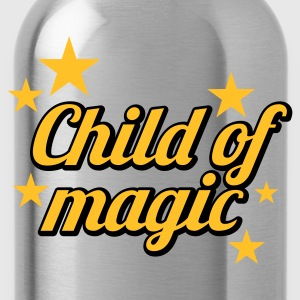 Pink Child of Magic © Kinder T-Shirts - Drikkeflaske