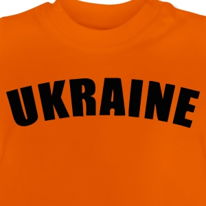 Yellow ukraine Kid's Shirts  - Baby T-Shirt