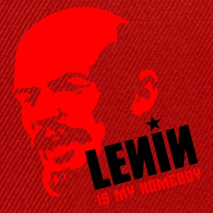 Rood Lenin is my homeboy T-shirts - Snapback cap