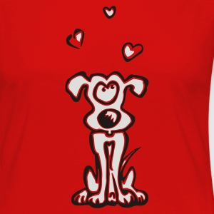 Paul in love - Frauen Premium Langarmshirt