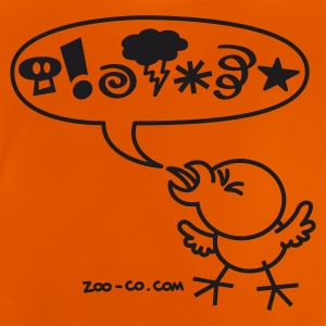 Yellow Rude Chicken Kid's Shirts  - Baby T-Shirt
