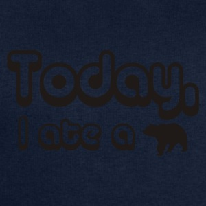 Jeans blue Today, I Ate A Bear Women's Tees - Men's Sweatshirt by Stanley & Stella