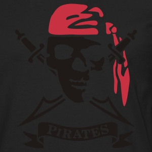 pirates_2 T-Shirts - Men's Premium Longsleeve Shirt