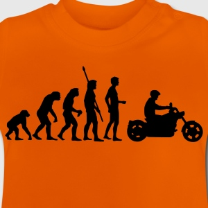 evolution_biker T-shirts - Baby-T-shirt