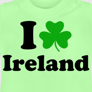 Kelly green Ireland - Irland Kinder T-Shirts - Baby T-Shirt