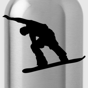 Snowboard - Water Bottle