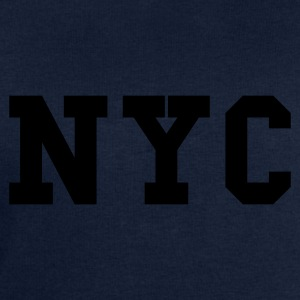 Navy nyc - new york city Women's T-Shirts - Men's Sweatshirt by Stanley & Stella