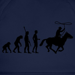 evolution_cowboy Shirts - Baseball Cap