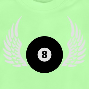 billard_eight_b_2c Skjorter - Baby-T-skjorte