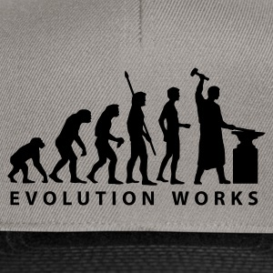 evolution_schmied T-Shirts - Snapback Cap