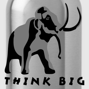 mammut_2c_think_big Camisetas - Cantimplora