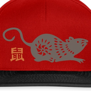 year of the rat (chinese zodiac) - Snapback Cap