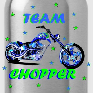 Jaune chopper_team T-shirts - Gourde