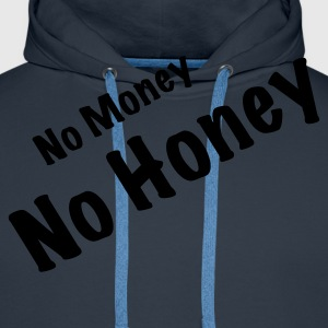 No Money No Honey 1 (1c, ENG) - Premium hettegenser for menn