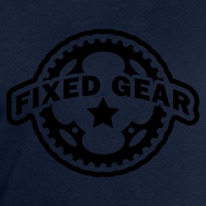 Fixed Gear Fixie Chainring T-Shirts - Men's Sweatshirt by Stanley & Stella