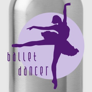ballet_dancer_2c Shirts - Water Bottle