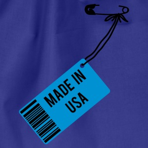 Sky Made in USA T-Shirts - Turnbeutel