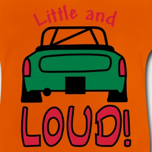 Yellow Little and Loud Midget Kids' Shirts - Baby T-Shirt