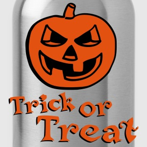 halloween_pumpkin_2c_trick_or_treat T-Shirts - Water Bottle