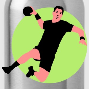 handballer_c_3c Shirts - Water Bottle