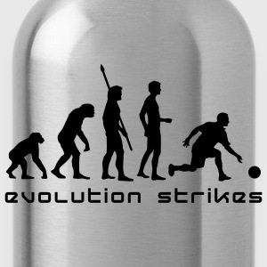 evolution_bowling_player_1c_b T-shirts - Vattenflaska
