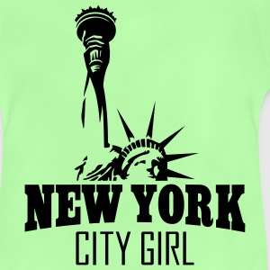 NEW YORK CITY GIRL Kinder T-Shirts - Baby T-Shirt