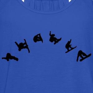 Snowboarder - Freestyle Kinder T-Shirts - Frauen Tank Top von Bella