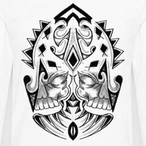 tattoo - T-shirt manches longues Premium Homme