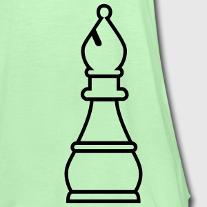 Chess Bishop Kids' Shirts - Women's Tank Top by Bella