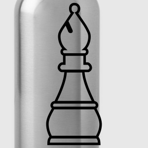 Chess Bishop Kids' Shirts - Water Bottle