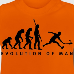 evolution_badminton_022011_b_1c T-shirts - Baby T-shirt