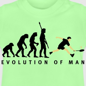 evolution_badminton_022011_b_2c T-shirts - Baby T-shirt
