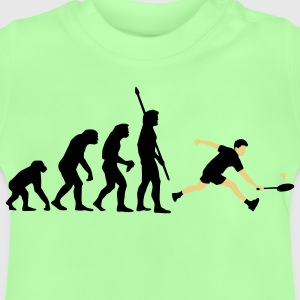 evolution_badminton_022011_a_2c T-shirts - Baby T-shirt