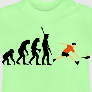 evolution_badminton_022011_a_3c T-shirts - Baby T-shirt