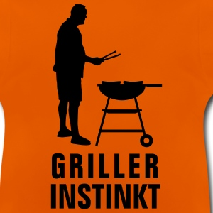 griller_instinkt_1c Shirts - Baby T-Shirt