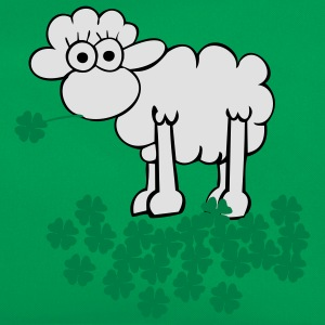 st. Patrick's sheep T-shirts - Sac Retro