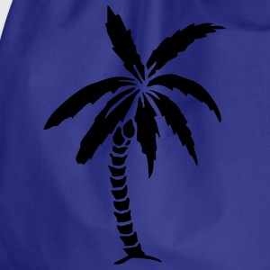 Palm Tree - Summer Kids' Shirts - Drawstring Bag