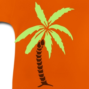 Palm Tree - Summer Barneskjorter - Baby-T-skjorte