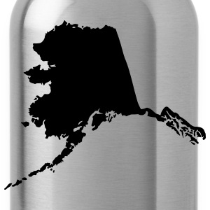 State of Alaska T-Shirts - Water Bottle