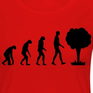 Evolution Atom Kids' Shirts - Women's Premium Longsleeve Shirt
