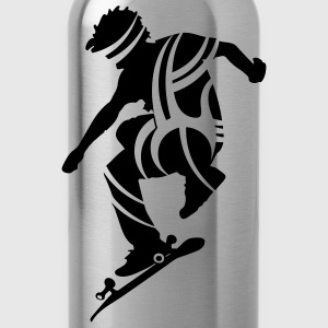 Skateboarder UK - Water Bottle