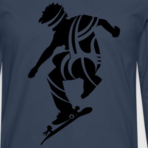 Skateboarder UK - Men's Premium Longsleeve Shirt