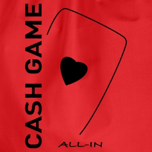 Cash Game Poker - Sac de sport léger