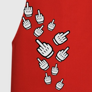 comic_gloves_design_2c Camisetas - Delantal de cocina