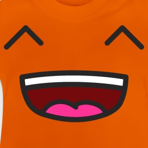 Smiley Smile Kids' Shirts - Baby T-Shirt