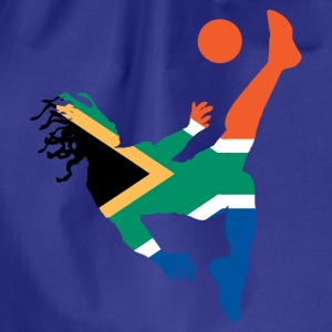 South Africa soccer UK - Drawstring Bag