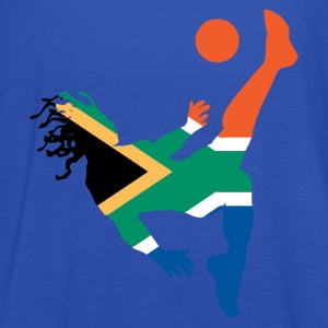South Africa soccer UK - Women's Tank Top by Bella