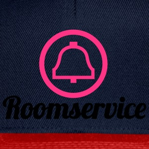 Roomservice | Zimmerservice T-Shirts - Snapback Cap