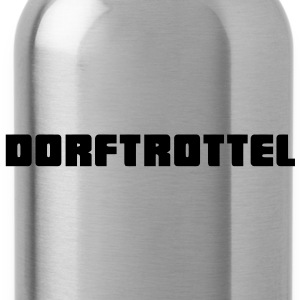 Dorftrottel T-Shirts - Trinkflasche