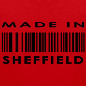 Made in Sheffield T-Shirts - Men's Premium Tank Top